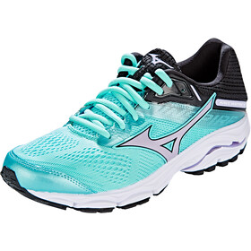 Mizuno Wave Inspire 15 Shoes Damen angel blue/lavender frost/black
